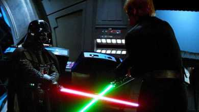 A look back at my favorite scene: the redemption Of Lord Vader, by Josh Outred