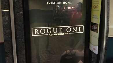Photo of Rogue One: A Star Wars Story teaser poster hits theaters!