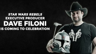 Photo of Dave Filoni Teases A Legends Character, Will Debut Two Episodes Of Season 3 At Celebration Europe