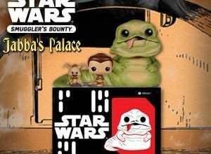 Funko Star Wars Smuggler's Bounty Unboxing - Bounty Hunters!