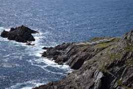 sw8 - Beautiful video and photos of Star Wars: Episode VIII's Dunmore Head location!
