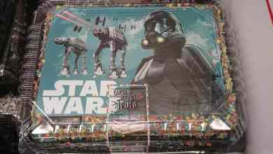 Photo of It's a Cake! First Rogue One: A Star Wars Story retail merchandise spotted in stores