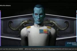 THWARN - Thrawn revealed in Star Wars Rebels!