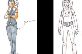 image 4 - Ahsoka's Untold Tales Panel On YouTube