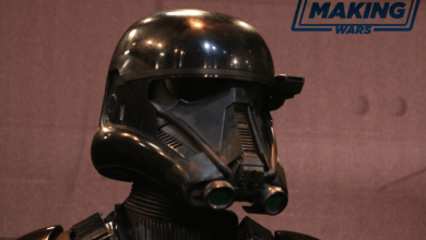 Photo of SDCC: Rogue One: A Star Wars Story Costume Gallery