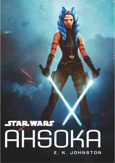 Star Wars: Ahsoka cover revealed