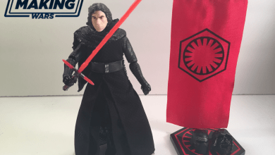 image 75 - Hasbro Star Wars: The Black Series SDCC Unmasked Kylo Ren review