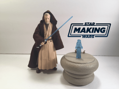 Hasbro Star Wars: The Black Series Ben Kenobi SDCC review