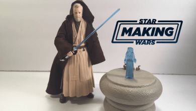 image 76 - Hasbro Star Wars: The Black Series Ben Kenobi SDCC review
