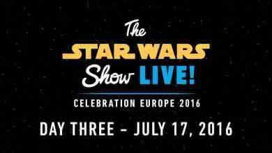 Photo of Star Wars Celebration Europe Day 3 Livestream