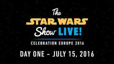 Photo of Star Wars Celebration Europe Livestream begins now!