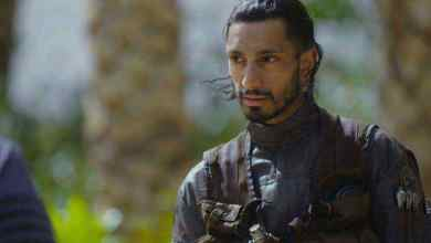 Photo of Why Bodhi Rook chooses to wear an Imperial symbol patch