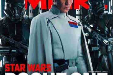 Empire Rogue One cover2 - Empire Magazine Releases Second Rogue One: A Star Wars Story Cover