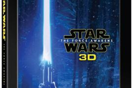 Star Wars The Force Awakens 3D  - Star Wars: The Force Awakens 3D Blu-ray details!
