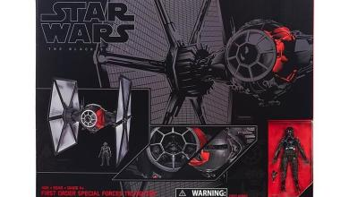 Photo of Star Wars The Black Series Tie Fighter less than $70 on Amazon!
