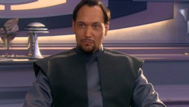 Photo of Jimmy Smits confirms his involvement in Rogue One: A Star Wars Story!