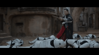 Photo of Donnie Yen confirms what the Empire is up to on Jedha!