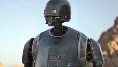 Photo of Alan Tudyk reveals new details about K-2SO from Rogue One: A Star Wars Story!