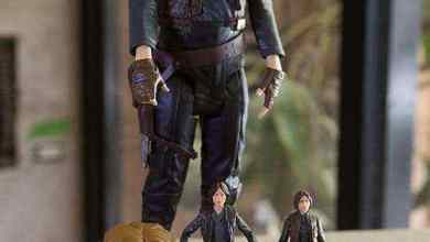 Photo of A first look at Jyn Erso toys from Rogue One: A Star Wars Story