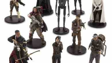 Photo of Yahoo exclusive: Disney Rogue One role-play and Rogue One Elite Series toys