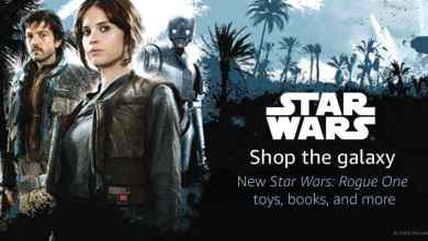 Photo of Amazon.com celebrates Rogue One with giveaways, free cards, Prime delivery, and more!