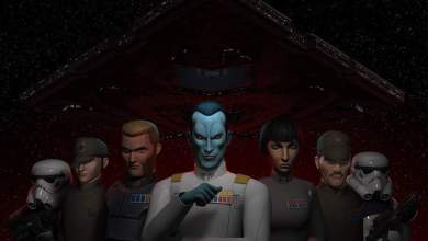 Photo of Star Wars Rebels season 3: Hera and Thrawn clip