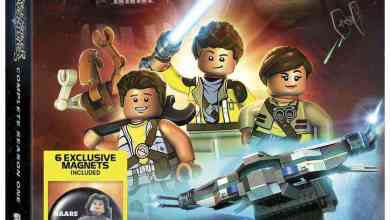 Photo of LEGO Star Wars: The Freemaker Adventures Season One Blu-ray details