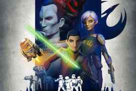 Rebels Staffel 3 Poster - Detailed synopses and titles for the remainder of Star Wars Rebels Season 3.1 (episodes 7-11)!