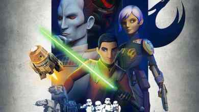 Photo of Detailed synopses and titles for the remainder of Star Wars Rebels Season 3.1 (episodes 7-11)!