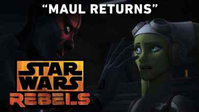 "Photo of Star Wars Rebels: ""Maul Returns"" clip!"