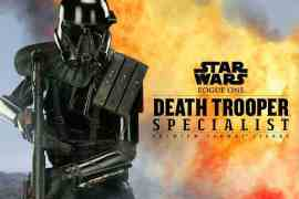 star wars rogue1 death trooper specialist 01 - Sideshow Collectibles Premium Format Death Trooper Specialist