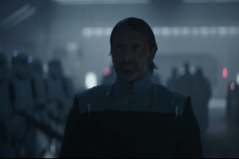 28 - Mads Mikkelsen on Galen Erso and the Death Star