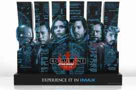 IMG 7567 - High resolution image of the IMAX Rogue One standee