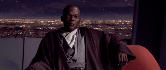 Mace Windu Jedi Council TPM - You Seek Knowledge: Compassion is NOT One of the Jedi's Strongest Traits