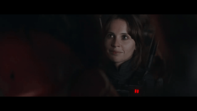 "Photo of Rogue One: A Star Wars Story Extended TV Spot ""Jyn and Cassian"""