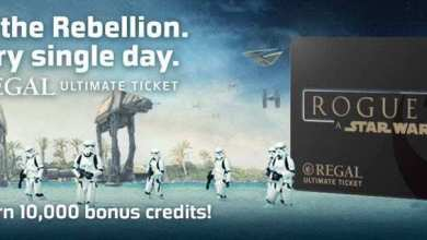 Photo of Regal offering Rogue One: A Star Wars Story ultimate ticket