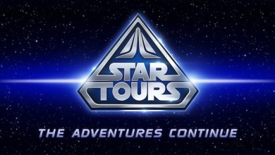 Photo of Episode VIII adventure coming to Star Tours and a new look at Star Wars Land