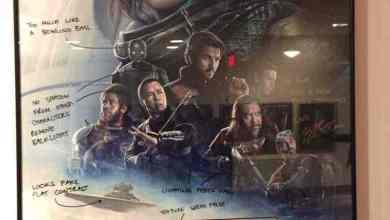 Photo of Gareth Edwards sends Rogue One: A Star Wars Story poster corrections to ILM