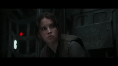 """Photo of Rogue One: A Star Wars Story """"Jyn is Rescued"""" clip!"""