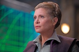 IMG 5792 - Star Wars braintrust to explore options for General Leia Organa in Star Wars: Episode VIII and IX
