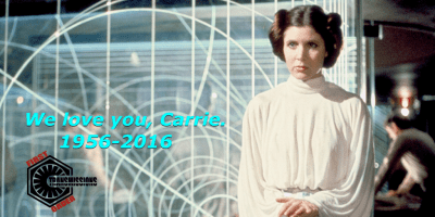 Jason, Corey, Randy, and more discuss Carrie Fisher's passing