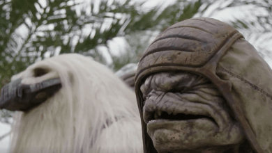 Photo of Behind-the-scenes video of Rogue One: A Star Wars Story's creatures!