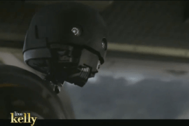 """Screen Shot 2016 12 06 at 8.13.32 AM - A clip of Bodhi coming up with call sign """"Rogue One"""" from Rogue One: A Star Wars Story"""