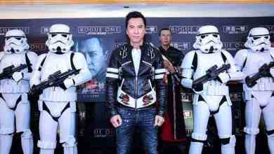Photo of New Chirrut Imwe-centric Rogue One Spot released for China premiere