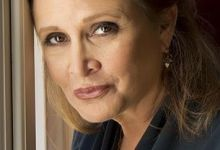 Carrie Fisher was a fighter by Kit James