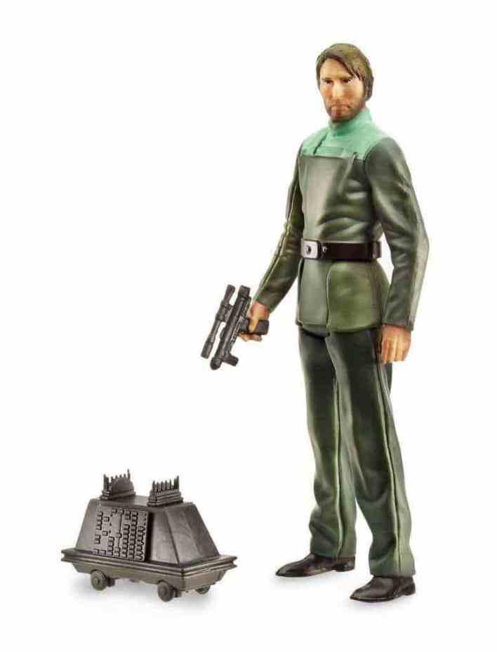 "IMG 6108 - Hasbro 3.75"" Star Wars: Rogue One Galen Erso figure!"