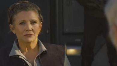 Photo of Lucasfilm has no plans for CGI General Leia