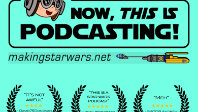 NTIP New Art - Now, This is Podcasting! Episode 204 - The Star Wars Battlefront II release, Star Tours II, and more!