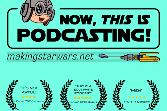 NTIP New Art - Now, This is Podcasting! Episode 196: Warwick Davis' role in Han Solo story or The Terrio Scenario!