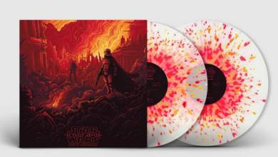 Photo of Star Wars: The Force Awakens soundtrack gets exclusive new vinyl release with art by Dan Mumford
